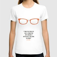 """alex vause T-shirts featuring """"when you have a connection with someone it never goes away"""" Alex Vause OITNB by :: Fan art ::"""