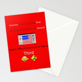 America FIrst Stationery Cards