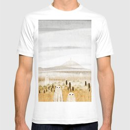 The Ghosts Of Avalon T-shirt