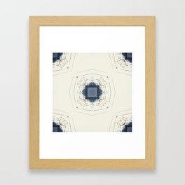 Neural  Framed Art Print
