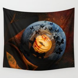 Fix Your Planet Wall Tapestry