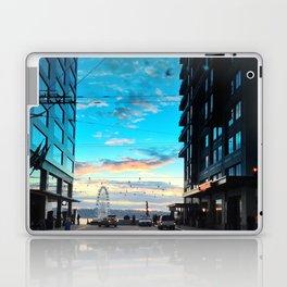 Seattle Summer Sunset Laptop & iPad Skin
