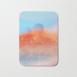 Landscape & gradients XX Bath Mat