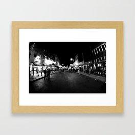 Beale St. Framed Art Print