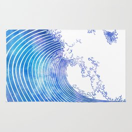 Pacific Waves III Rug