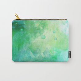 The Green Galaxy Carry-All Pouch