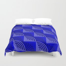 Op Art 71 Duvet Cover