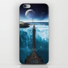 Zero Gravity (vol.2) iPhone Skin