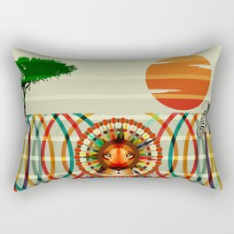 One of us... Rectangular Pillow
