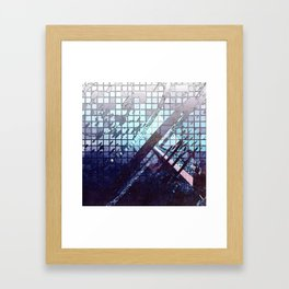 (De)Fluo-Novo Framed Art Print