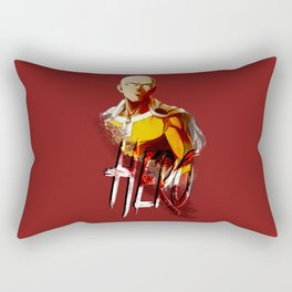 Hero - One Punch Man Rectangular Pillow