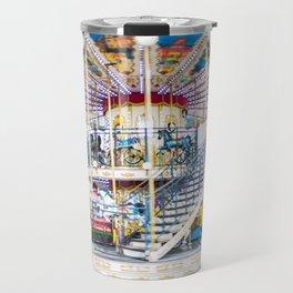 Merry-Go-Round in Paris Travel Mug