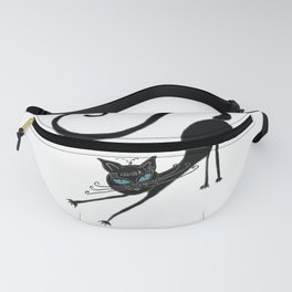 Kitty Stretch Fanny Pack