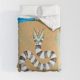 Recently Deceased Comforters