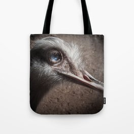 The Ostrich Tote Bag