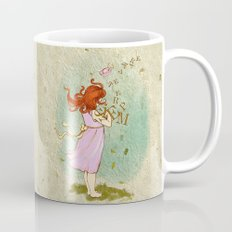 The words carried by the wind Mug
