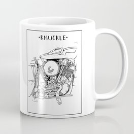 Knuckle Coffee Mug