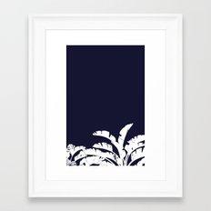 Coastal Phone Skin II Framed Art Print