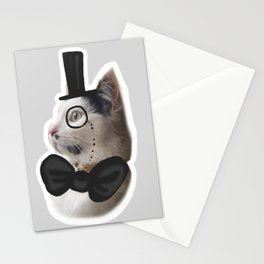 Nala the gentlaman Stationery Cards