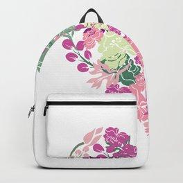 Peony Heart Backpack