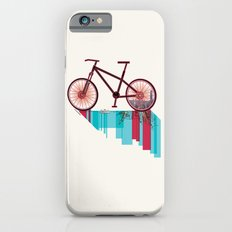 Discover Hong Kong Bicycle iPhone 6s Slim Case