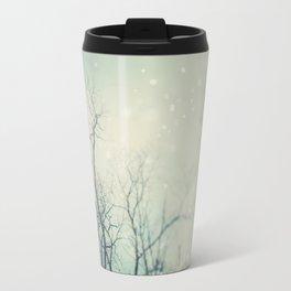 Winter Poem  Travel Mug