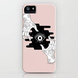 Rosy Open iPhone Case