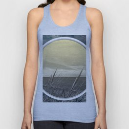 Before the Storm - diamond graphic Unisex Tank Top
