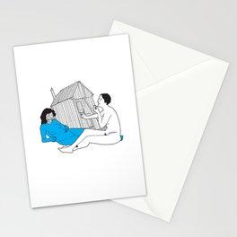 "OMGWTFBBQ!: ""Hallucin Oasis"" Stationery Cards"