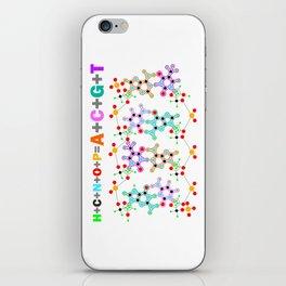 The bricks of Life iPhone Skin