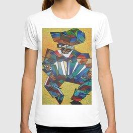 The Accordionist T-shirt