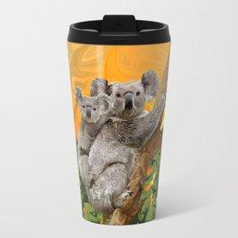 Koala Sunset Travel Mug