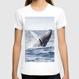 Humpback Whale Ocean T-shirt