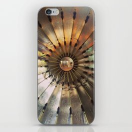 Let's Flash it iPhone Skin