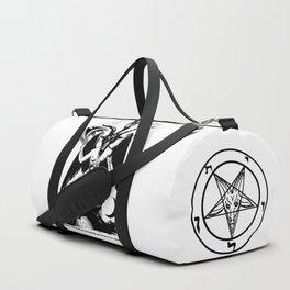 Der Baphomet Duffle Bag