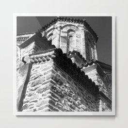 Monastery 3 Metal Print