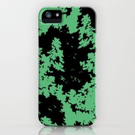 Song of nature - Night iPhone Case