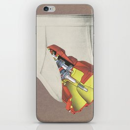 Transmission iPhone & iPod Skin