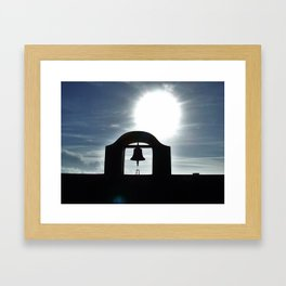 Church Bell  Framed Art Print