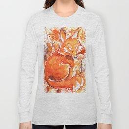 Fox (Spirit of the...) Long Sleeve T-shirt