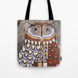 Night Vision Owl  Tote Bag