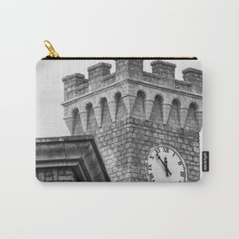 Old Clock Tower Carry-All Pouch