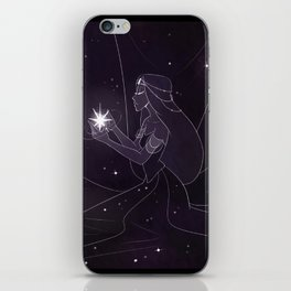 Queen of the Stars iPhone Skin
