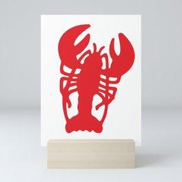 Red Lobster Mini Art Print
