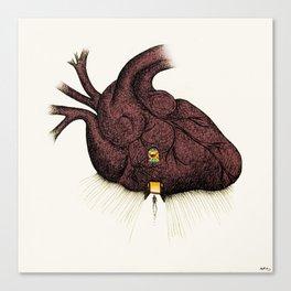 Heart Sanctuary Canvas Print