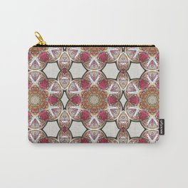 Strawberry Crush Carry-All Pouch