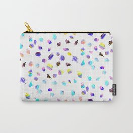 Paint Daubs Carry-All Pouch