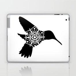 Hummingbird Mandala Laptop & iPad Skin