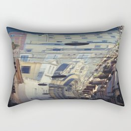 Napoli street Rectangular Pillow
