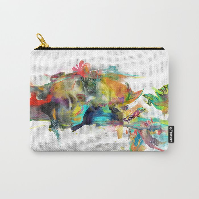 Dream Theory Carry-All Pouch